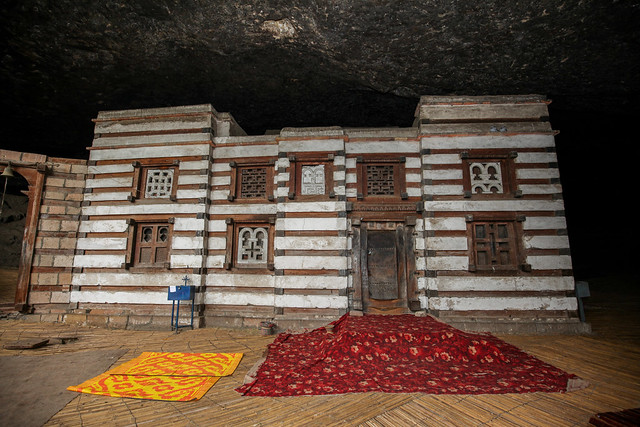 Yemrehana Krestos Cave Church Ethiopia 10 Photos