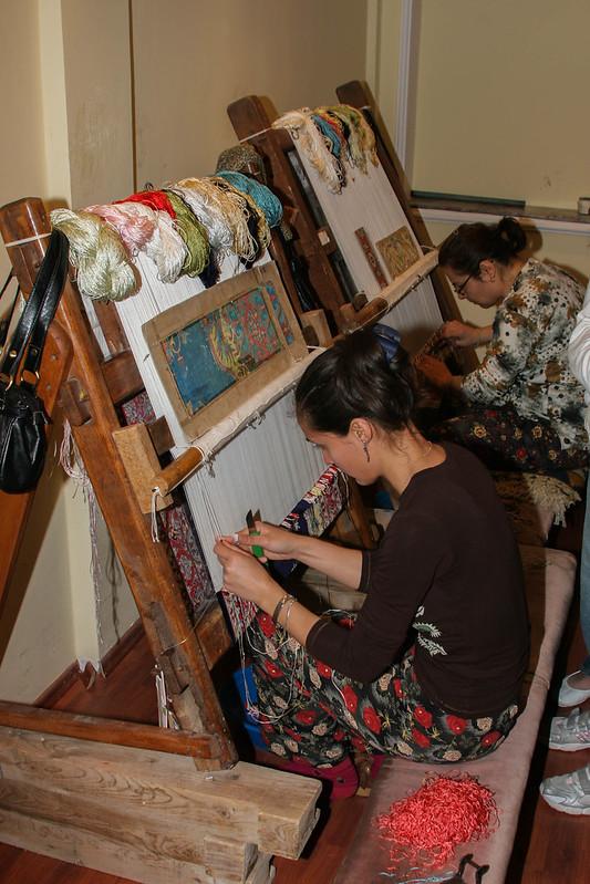 My Travel Loot 3 Visiting A Women S Co Op Near Izmir Turkey Joshmandotcom
